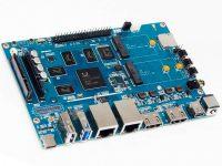 Banana Pi W2 - Мультимедийный маршрутизатор с интерфейсами SATA 3.0, M.2 и PCIe