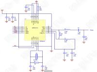 nRF24L01+(Pluss) - Принципиальная схема