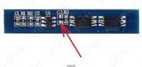 Принципиальная схема модуля FDC-2S-2 - конденсатор защиты С3