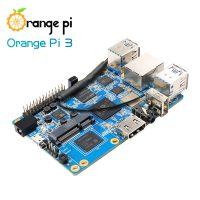 Orange Pi 3 - одноплатный мини ПК на базе Allwinner H6 2ГБ LPDDR3 - 8 EMMC, PCIE