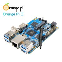 Orange Pi 3 - одноплатный мини ПК на базе Allwinner H6 2ГБ LPDDR3 - Gigabyte Ethernet, USB 3.0