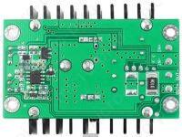 Схема подключения XL4016 - контакты модуля +IN, –IN, +OUT и -OUT