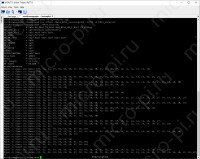 Подключение модуля nRF24L01+ к Raspberry Pi, Orange Pi, Banana Pi - Получение данных от одного или нескольких передатчиков, Результат