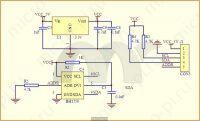 Цифровой датчик освещенности BH1750 - Схема включения