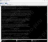 Установка и настройка MPD (Music Player Daemon) - Замена текста в nano (ввод заменяющей строки)