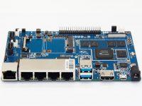 Banana PI R2 - RJ45, USB3.0, HDMI