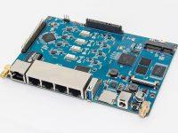 Banana Pi R64 - USB 3.0, IR, microSD