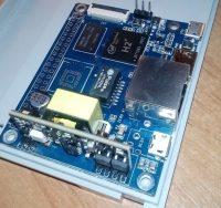 Banana Pi P2 Maker - PoE Модуль
