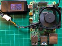 Raspberry Pi 4 Model B - Охлаждение