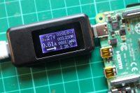 Raspberry Pi 4 Model B - Потребление