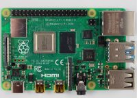 Raspberry Pi 4 Model B - мини-компьютер с USB 3.0, Gigabit Ethernet и до 4 ГБ DDR4