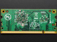 Raspberry Pi Compute Module 1 - вид снизу