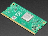 Raspberry Pi Compute Module 3+ - Вычислительный модуль для промышленного применения на базе BCM2837B0