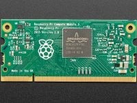 Raspberry Pi Compute Module 3 Lite - вид сверху
