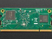 Raspberry Pi Compute Module 3 Lite - вид снизу