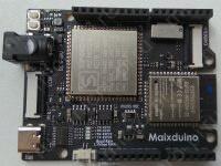 Sipeed Maixduino - Вид сверху (все компоненты)