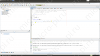 Создать первый проект в Apache NetBeans 11.1 - Успешная сборка и запуск
