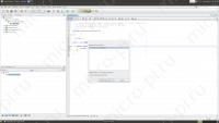 Создать первый проект в Apache NetBeans 11.1 - выбор основного класса
