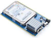 NAS Dock - NanoPi NEO + HDD
