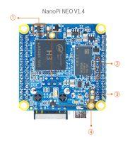 NanoPi-NEO V1.4 - Изменения