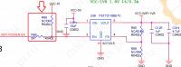 VCC-1V8 1.8V - orange_pi-zero-v1_11_Page_12 (R66, R69)