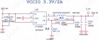 VCCIO 3.3V (SY8089A - 2A) - ORANGE_PI-ZERO_V_1_5_Page_07