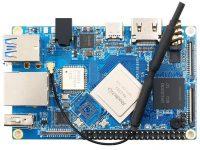 Orange Pi 4 - одноплатный мини ПК на базе RK3399 и с 4 Гб LPDDR4 (без eMMC)
