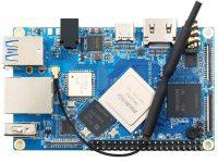 Orange Pi 4 - одноплатный мини ПК на базе RK3399 и с 4 Гб LPDDR4 (вид сверху)