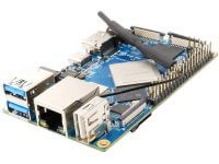 Orange Pi 4 - одноплатный мини ПК на базе RK3399 и с 4 Гб LPDDR4 (eMMC, USB, RJ45, PCIe)