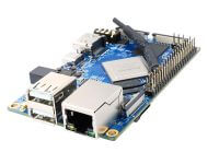 Orange Pi 4B - одноплатный мини ПК на базе RK3399 и с 4 Гб LPDDR4 (eMMC, USB, RJ45, PCIe)