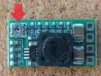 Регулировка выходного напряжения MP2315 (HW-613) - Переменный резистор