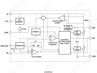 Функциональная блок-схема MP2315