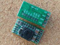 HW-613 (MP2315) - Синхронный понижающий DC-DC преобразователь на 1.8, 2.5, 3.3, 5, 9 или 12 В
