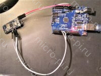 Подключение MLT-BT05,AT-09,HM-10 к Arduino