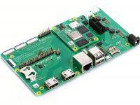 Raspberry Pi Compute Module 4 и IO Board 2