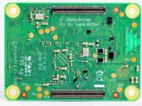 Raspberry Pi Compute Module 4 - 2 x Hirose DF40C-100DS-0.4V
