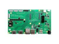 Raspberry Pi Compute Module 4 IO Board - Вид сверху