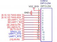Orange Pi R1 Plus - Распиновка