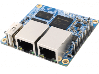 Orange Pi R1 Plus - порты (ETHERNET, USB, GPIO)